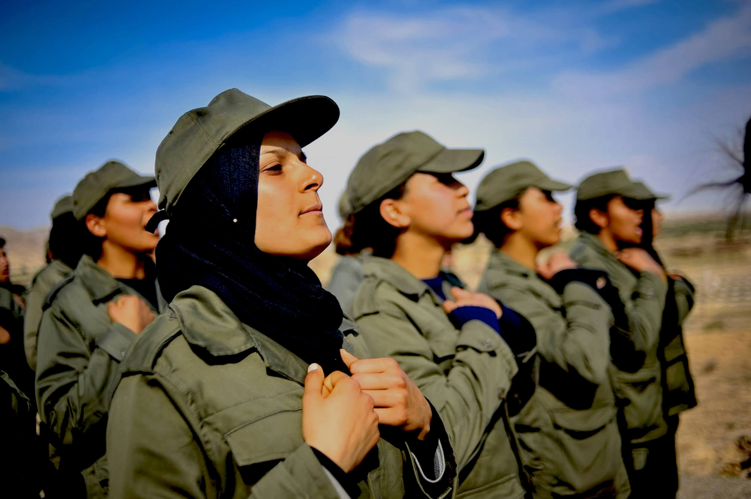 Promoting gender equality for inclusive security