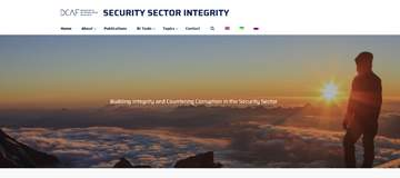 Security Sector Integrity website